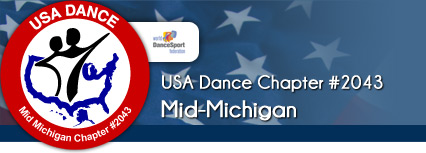 USA Dance (Mid-Michigan) Chapter #2043
